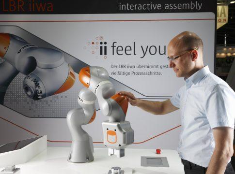 Il robot LBR iiwa