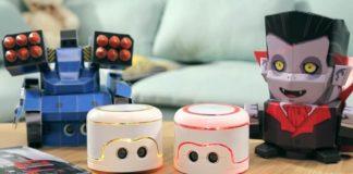 Kamibot, il robot di carta