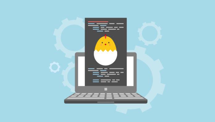 Easter egg nell'informatica