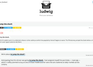 Ludwig, il tool che aiuta a scrivere e imparare l'inglese