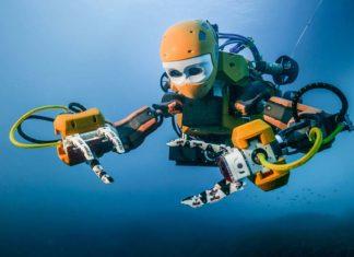 OceanOne, umanoide subacqueo