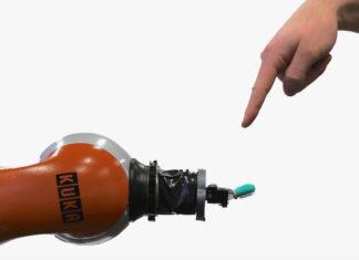 I robot che provano dolore