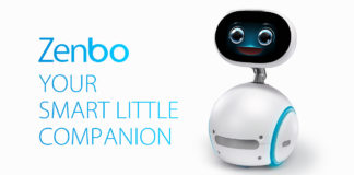 Asus Zenbo, il robot tuttofare