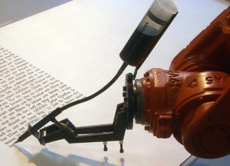 L'IA che scrive la sceneggiatura di un film