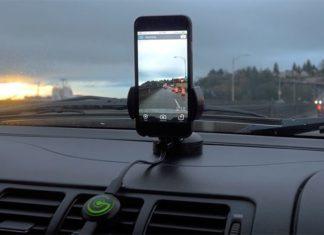 Lo smartphone potrà essere usato come Dashcam