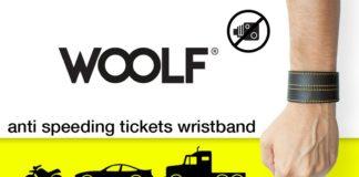 Woolf, il braccialetto che salva dagli autovelox