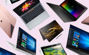 I computer utilizzati dalle aziende tech
