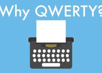 La tastiera qwerty