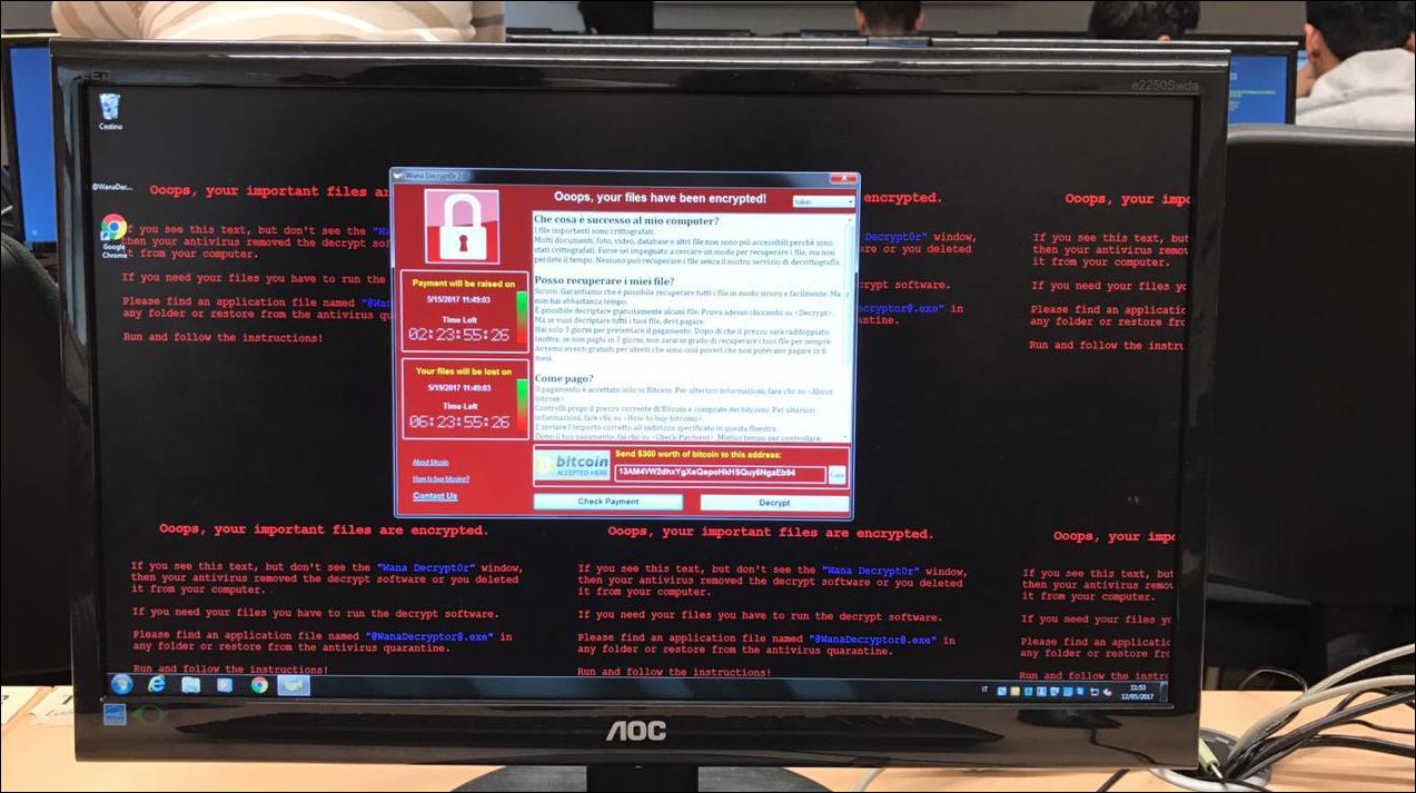 Attacco Hacker Mondiale (3)