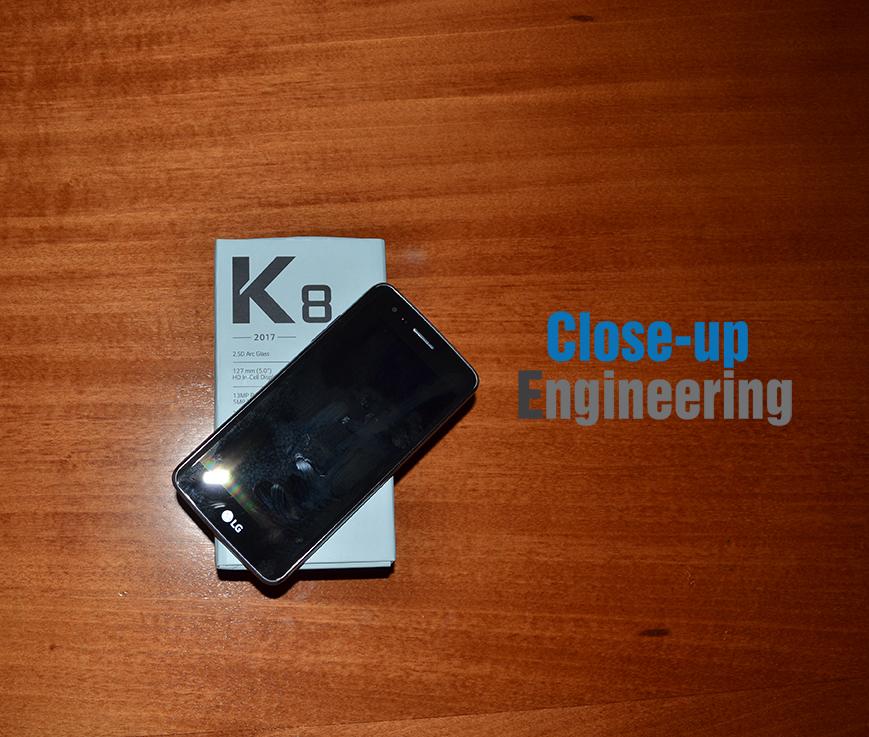 LG K8 2017 - Recensione CuE (11)