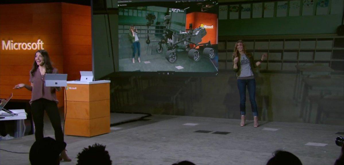 #MicrosoftEDU - Mixed Reality (1)