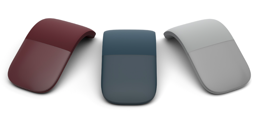 #MicrosoftEDU - Surface Arc Mouse