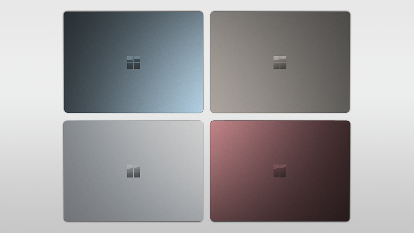 #MicrosoftEDU - Surface Laptop (1)