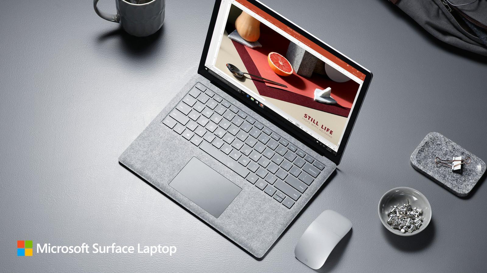 #MicrosoftEDU - Surface Laptop