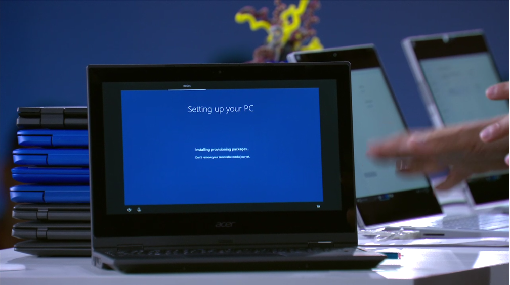#MicrosoftEDU - Windows 10 S (2)