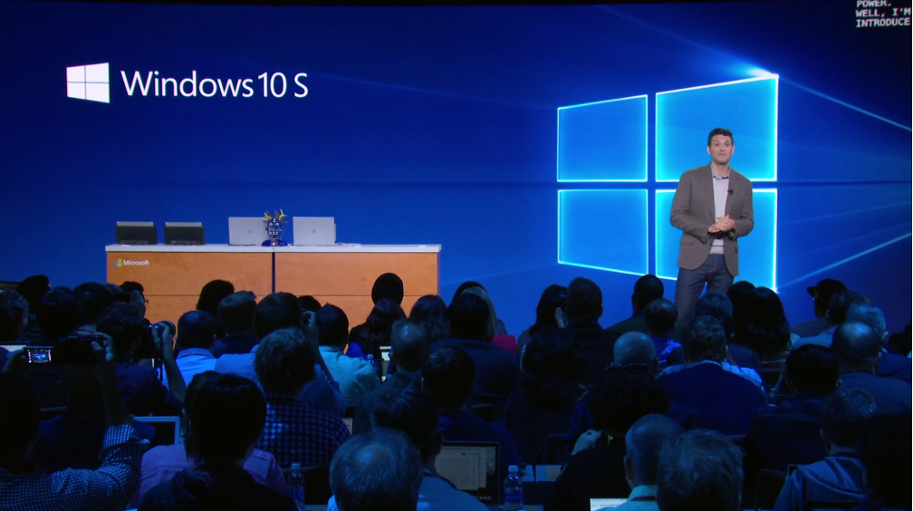 #MicrosoftEDU - Windows 10 S