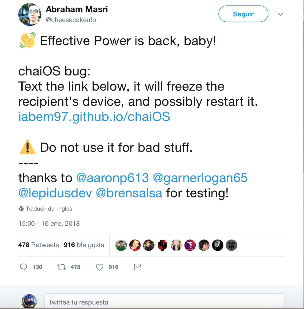 """Il bug """"ChaiOS"""" e il malware """"MaMi"""" sono le prime criticità riscontrate sui dispositivi Apple nel 2018, anno che sta avendo un inizio decisamente infelice per l'azienda di Cupertino."""