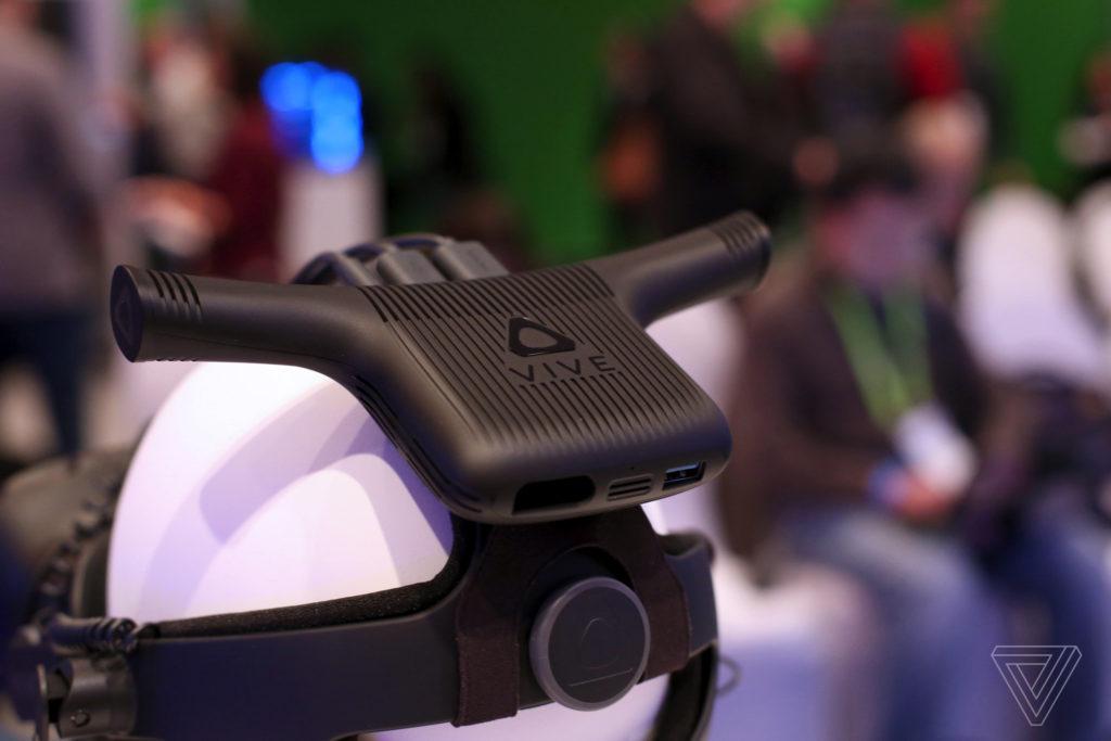 Adattatore wireless per Vive Pro