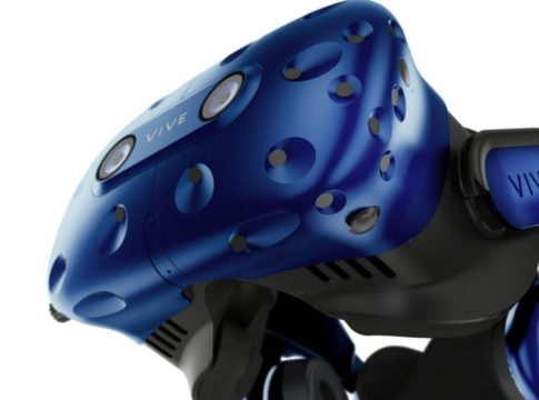 Vive Pro, l'ultimo visore di HTC