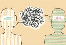 Il dibattito Yanny Laurel sull'ambiguità uditiva che sta facendo impazzire il mondo.