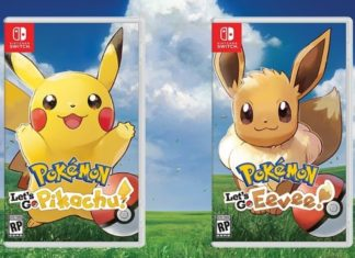 Pokémon Let's Go!