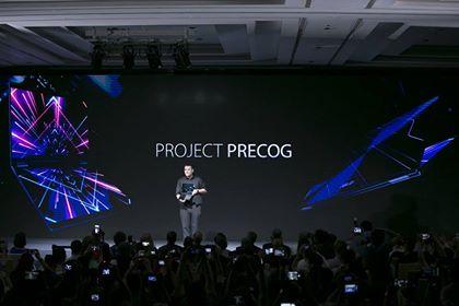 Presentato Project Precog al Computex 2018 di Taipei, il concept Asus che pretende cambiare il modo di concepire i PC portatili.
