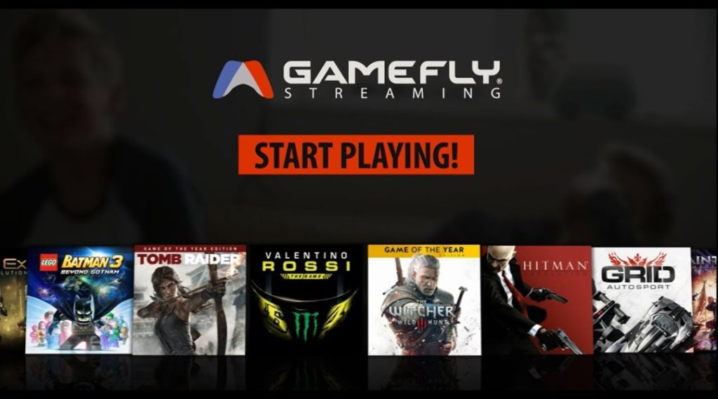 Gamefly, la tecnologia per il cloud gaming