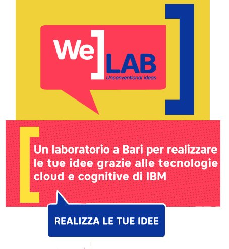 Locandina di We/LAB