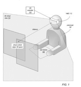 "From Apple's patent application for an ""augmented virtual display."""
