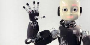 I robot collaborano tra loro e parlano in italiano!