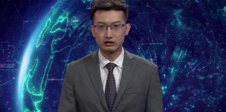 Arriva in Cina il primo presentatore virtuale basato su un'Intelligenza Artificiale che promette di aumentare la velocità e la qualità dei servizi giornalistici nel paese asiatico.