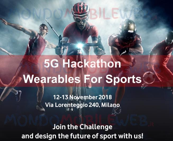 Locandina dell'Hackathon