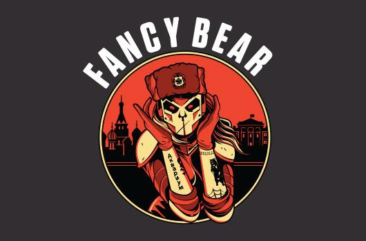Fancy Bear logo nation hacker