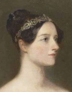 Ritratto Ada Lovelace