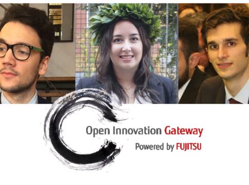 Tre studenti italiani sono i vincitori della challenge AI-NLP di Fujitsu.