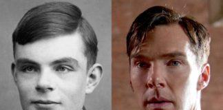 "Benedict Cumberbatch è Alan Turing nel film ""The Imitation Game""."