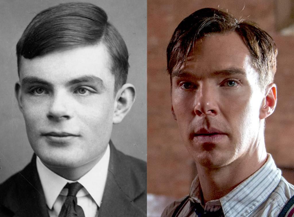 Benedict Cumberbatch è Alan Turing nel film