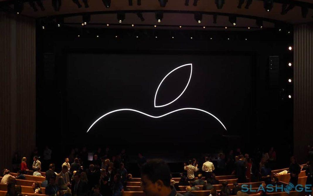 L'evento Apple del 25 Marzo, durante il quale sono stati annunciati diversi servizi. Credits: slashgear.com