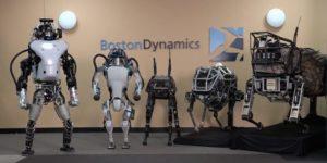 Breve storia dei Robot di Boston Dynamics – Parte 1