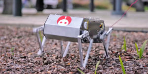 Doggo, il cane-robot open source