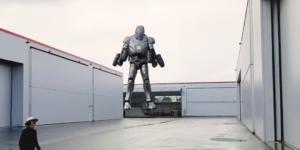 Mark II di Adam Savage: un primo passo verso l'armatura di Iron Man