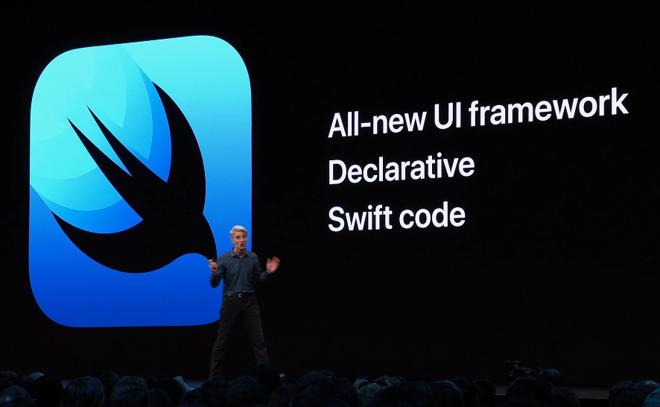 Tim Cook alla WWDC 2019. Credits: iphoneitalia.com