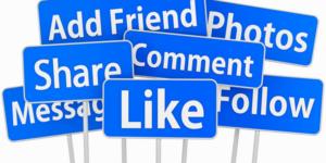 """Solo opzione """"follow"""" per le pagine di Facebook?"""