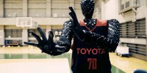 Il tiratore più forte del mondo è a marchio Toyota