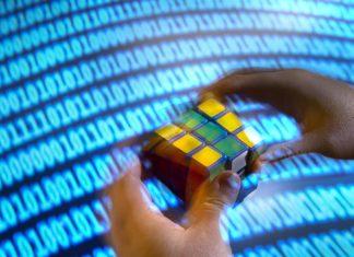Algoritmo cubo di rubik