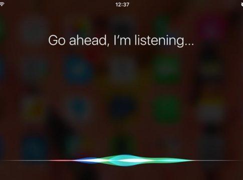 Siri e le registrazioni ascoltate dai dipendenti Apple. Credits: macworld.co.uk