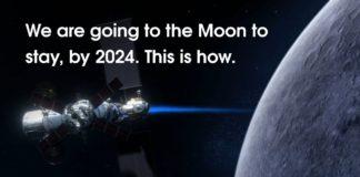 La NASA progetta di tornare sulla Luna grazie al supercomputer Aitken. Credits: pcmag.com