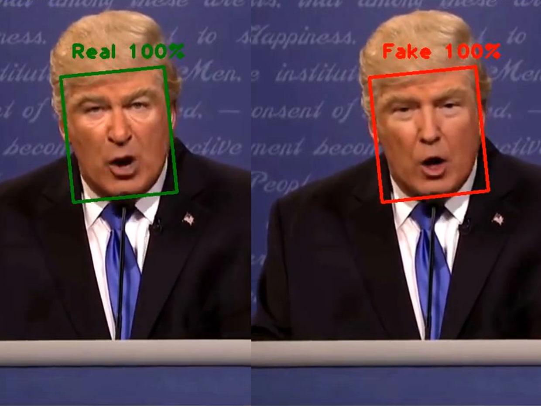 Risultati immagini per deepfake