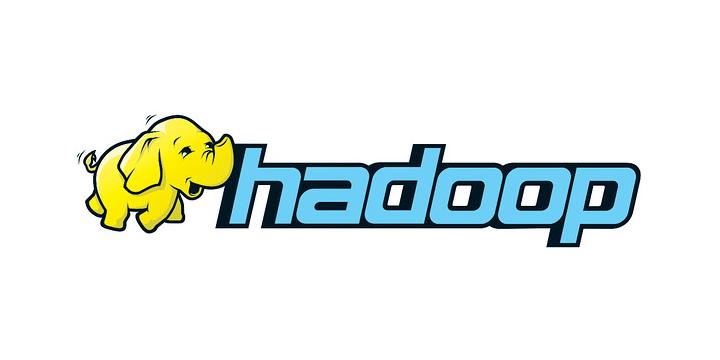 Il logo di Hadoop.