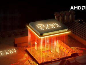 I nuovi processori Ryzen serie 3000